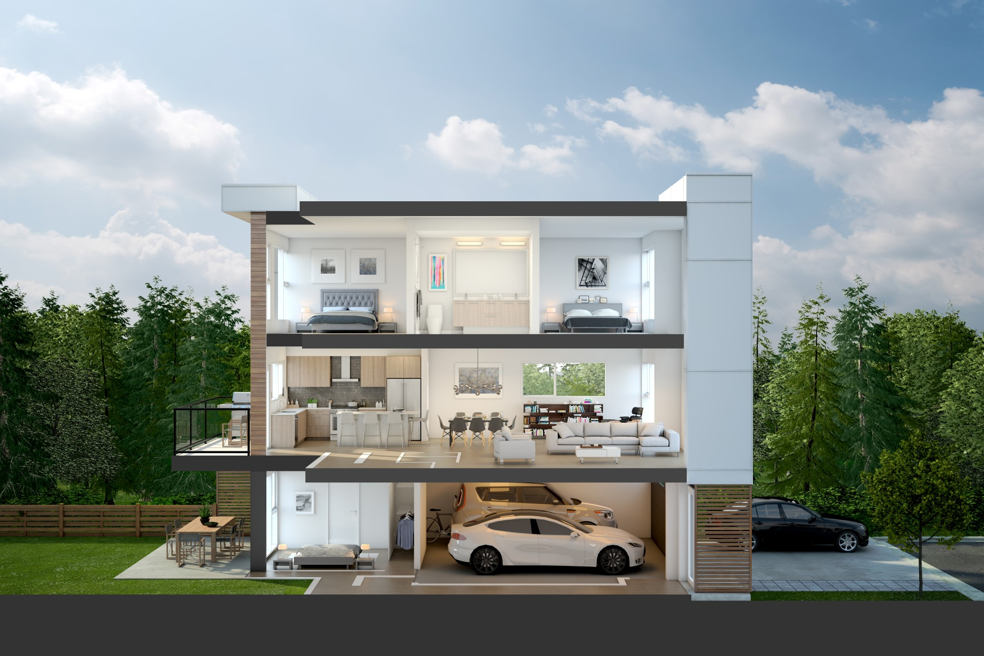 Seymour Village Phase 3 - Floor Plan